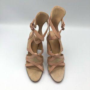 Balenciaga Cage Heel  Sandals